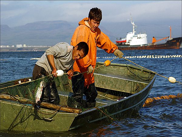 анадырь день рыбака